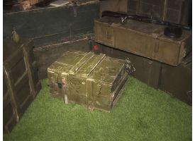 Армейский транспортный контейнер для хрупких грузов