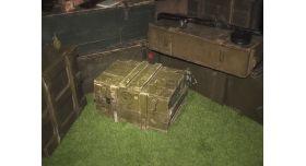 Армейский транспортный контейнер для хрупких грузов / Деревянный без перегородок 9Ш34 (62х44х34) [ящ-4]