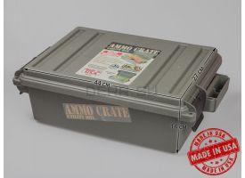Герметичный пластиковый кейс для патронов MTM Ammo Crate