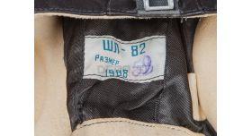 Лётный шлемофон ВВС СССР (ШЛ-82) / Оригинал склад размер 59 [сн-225/3]