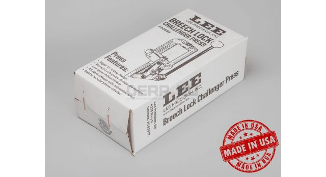 Пресс настольный LEE Breech Lock Challenger Press