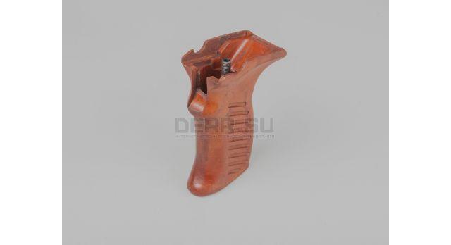 Пистолетная рукоять ОЦ-02 «Кипарис» / Коричневый пластик склад [кип-1]