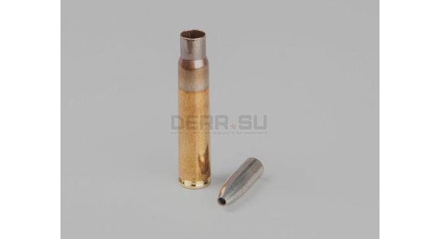 Комплект 8х57 IS пуля с капсюлированной гильзой / Новый пуля cineshot с латунной гильзой RWS [мт-534]
