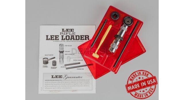 Молотковый набор LEE / .22 Hornet [мт-505]