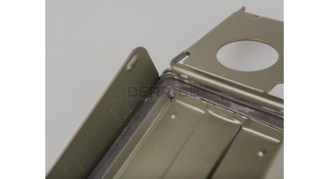 Армейский укупорочный патронный ящик NATO / Без перегородок для калибров .223 .308 (28х10х18) [ящ-17]