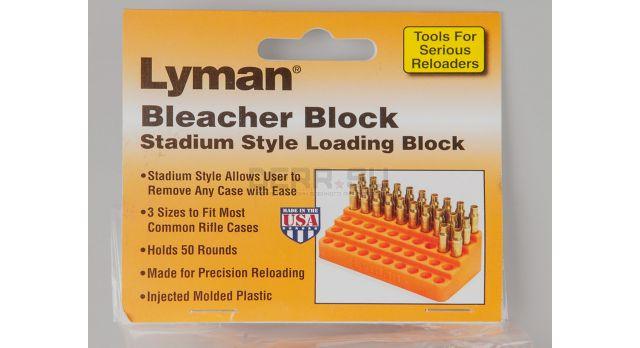 Подставка для релоадинга Lyman / Lyman .458 (под калибры: 7,62х39, 5,45х39, 243 win, 270 win, 308 win, 30-06 ) [мт-641]