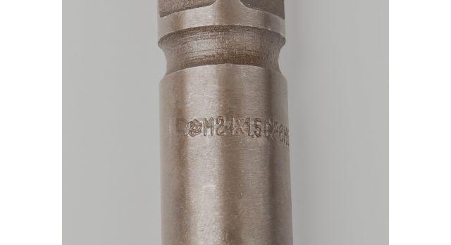 Метчик 24х1,5 / Новый СССР Р6М5 [инстр-12]