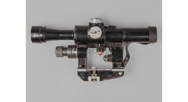 Оптический прицел ПСО-1 / Оригинал N06024 с адаптером под АА батарею 1966 год [по-47]