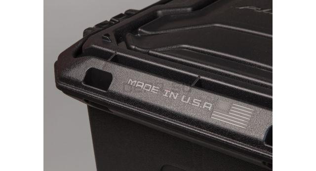 Кейс для патронов Plano /  Пластиковый с перегородками 41х33х24 [мт-675]
