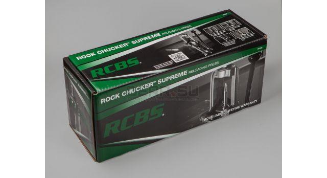 Настольный пресс RCBS Rock Chucker Supreme reloading press