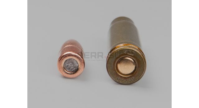 Комплект 7.62х39-мм  оболоченная пуля улучшенной кучности со стальной лакированной гильзой БПЗ Барнаул [мт-700]