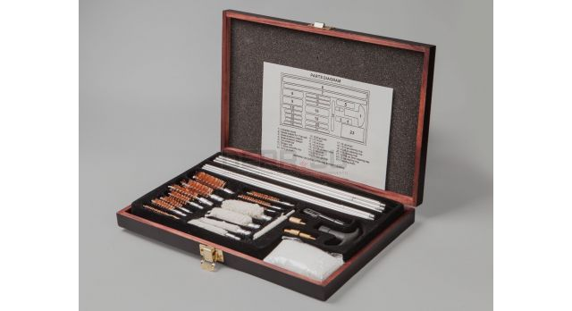 Универсальный набор для чистки оружия