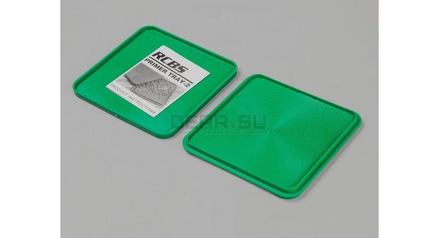 Коробка для разворота капсюлей / RCBS Primmer Tray - 2 [мт-731]
