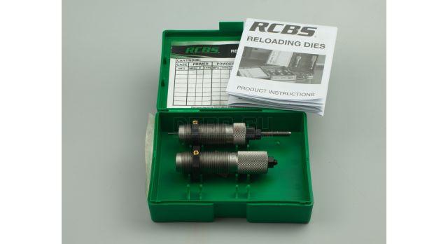 Матрицы RCBS X-Die для релоадинга автоматных и винтовочных патронов