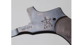 Крышка для револьвера Наган / Оригинал склад клеймо Ижевск 1938 год [наган-56(6)]