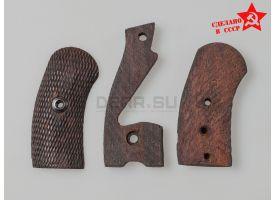 Накладки на рукоять для револьвера Наган