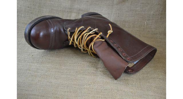 Ботинки Коркоран Corcoran 1510 HISTORIC JUMP BOOT/Оригинал США размер б/у [сн-399]