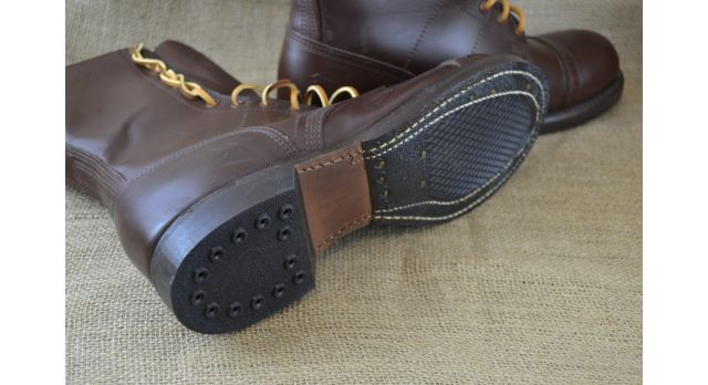 Ботинки Коркоран Corcoran 1510 HISTORIC JUMP BOOT/Оригинал США размер новые [сн-400]