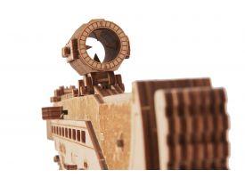 Механическая сборная модель  Штурмовая винтовка USG-2