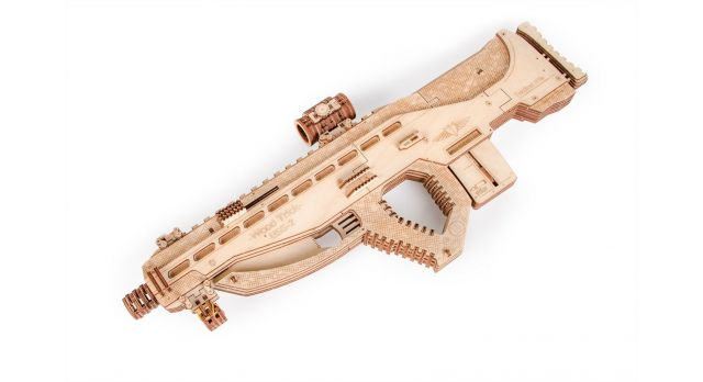 Механическая сборная модель Штурмовая винтовка USG-2/Комплект для сборки [КД-2008]