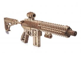 Механическая сборная модель  Штурмовая винтовка AR-T