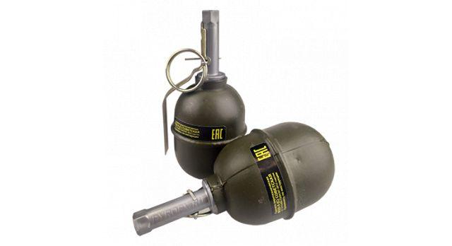 Пиротехническая учебно-имитационная граната RGD-5 Советская