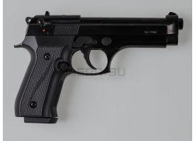 Охолощённый пистолет Beretta 92 с автоматическим режимом стрельбы