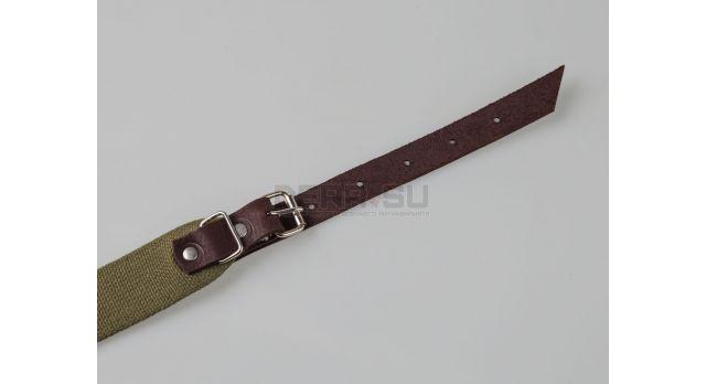 Ружейный ремень / Военохот брезентовый [сн-296]
