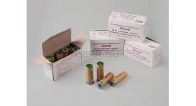 Сигнальные патроны 26-мм (4 калибр) завода Record / Новые упаковка 10 ракет зелёного огня [сиг-304]