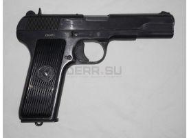"""Охолощённый пистолет """"Застава"""" (Югославский ТТ М57)"""