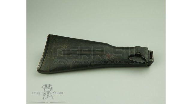 Приклад для АК / Под АКС-74У черный пластик Б/У [ак-4]
