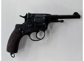 Царский охолощённый револьвер Наган