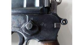 Охолощённый пистолет Mauser C96 / Охолощение Молот оружие ВПО-534 [со-8]