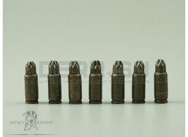 Холостые патроны 7.62х25-мм для ТТ,ППШ,ППС