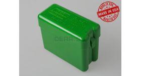 Коробка-патронташ на 20 патронов 7,62х39 / 5,45х39 / Зелёная под 7,62х39-мм [RM-20-10]
