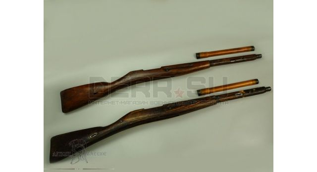 Ложе для карабина Мосина / Образца 1938 г [вм-32]