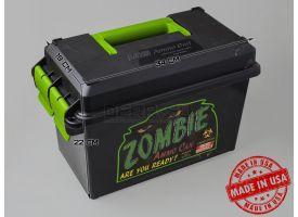 Кейс для патронов на случай нападения зомби MTM AC50Z