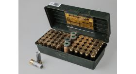 Кейс для 50 патронов 12 калибра MTM SF-50-12