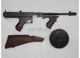 Охолощённый пистолет-пулемёт Томпсона М1928 Thompson M1928