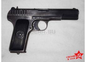 Охолощённый пистолет ТТ30 «РОК» (Тульский Токарев ранний)