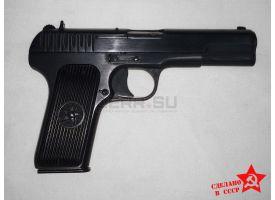 Охолощённый пистолет ТТ образца 33 года «СОК» (Тульский Токарев)