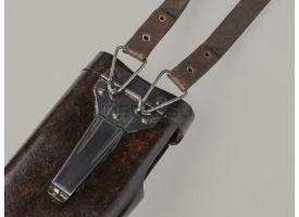 Ранний плечевой ремень для ношения кобуры АПС / Оригинал с треугольными карабинами [апс-9]