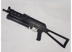 Охолощённый пистолет-пулемёт Бизон-2 / С шнековым магазином под холостой патрон 10х31-мм [со-45]