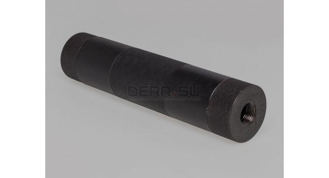 Глушитель для ПМ с прямым сепаратором / Резьба 13х1 правая [пм-92]