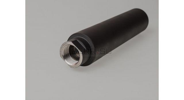 ДТК закрытого типа  / Резьба 24х1,5 для АК-74, Сайги калибра 5,45х39-мм [ак-299]