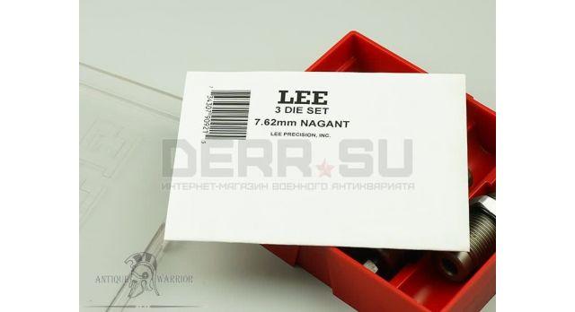 """Набор для релоадинга """"Lee"""" / Под 7.62х38-мм длинный Наган [мт-162]"""