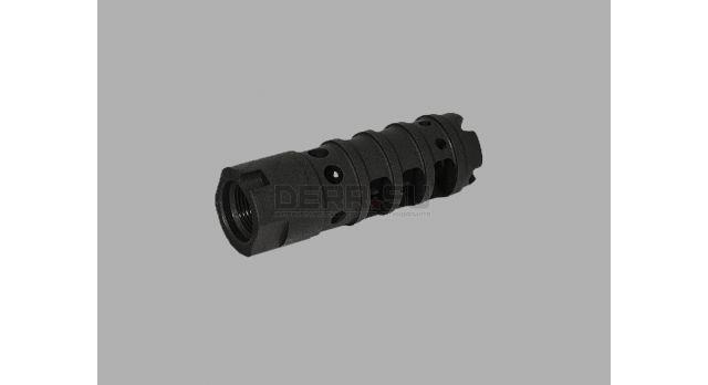 ДТК Цитадель 47 для АК-47, АКМ и моделей на их основе / Чёрный с левой резьбой М14х1 под калибр 7,62-мм [мт-849]
