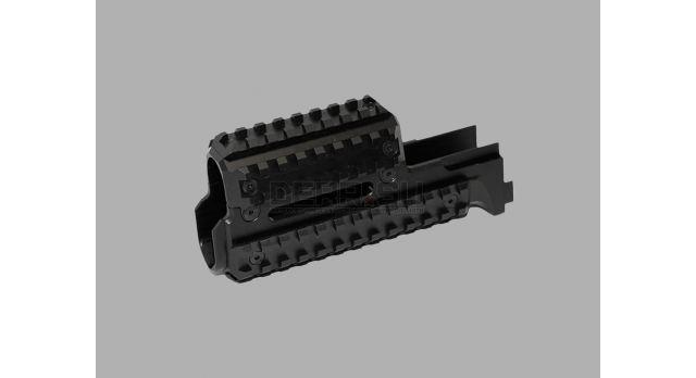 Цевьё и накладка на газоотводную трубку автоматов АК и моделей на основе / Полный комплект [мт-855]