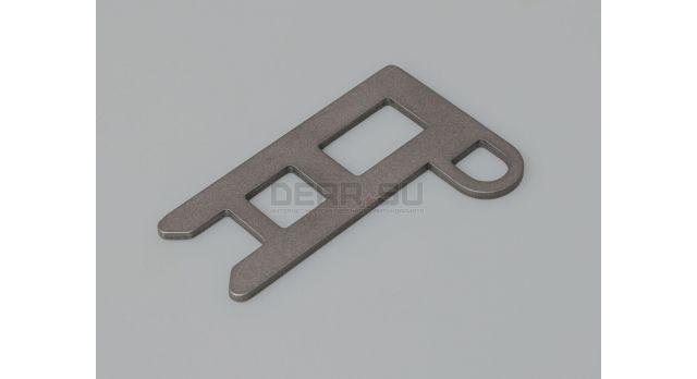Титановая антабка АК для одноточечных карабинов / Под пистолетную рукоятку [мт-870]