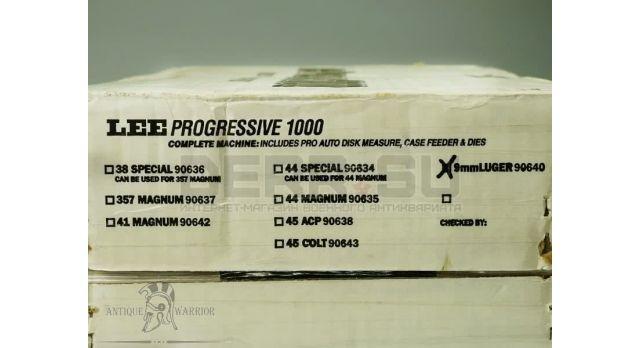 "Пресс-станок для релоадинга ""Lee Progressive 1000"" [мт-170]"